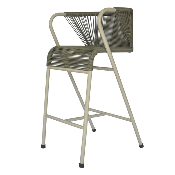 Kipas Counter Chair (MONO - Olive Green)