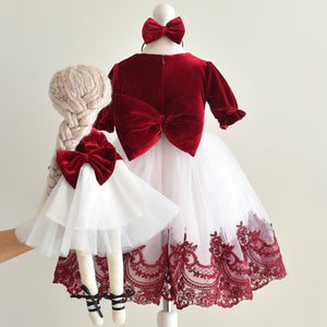 Me and My Doll Matching Dresses - Tianoor