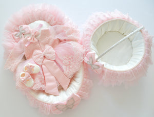 Baby Girl Nest Gift Set