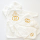 Lace Newborn girl set – 0-3 months