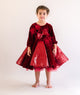Velvet Princess Holiday Dress - Tianoor