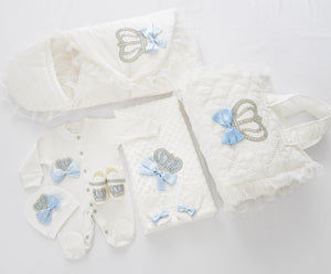 Welcome Home Newborn Baby Boy Set - Tianoor