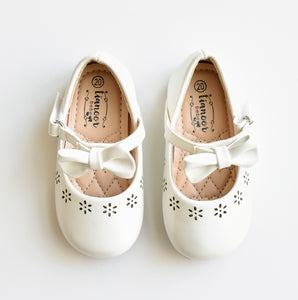 Bowtie Baby Girl Shoes