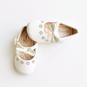 Bowtie Baby Girl Shoes - Tianoor