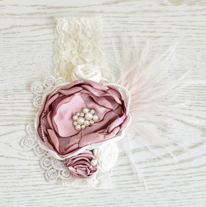 Couture Vintage Headband