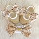 Glam Swarovski Crystal Baby Shoes