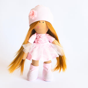 handmade cloth doll Bebe