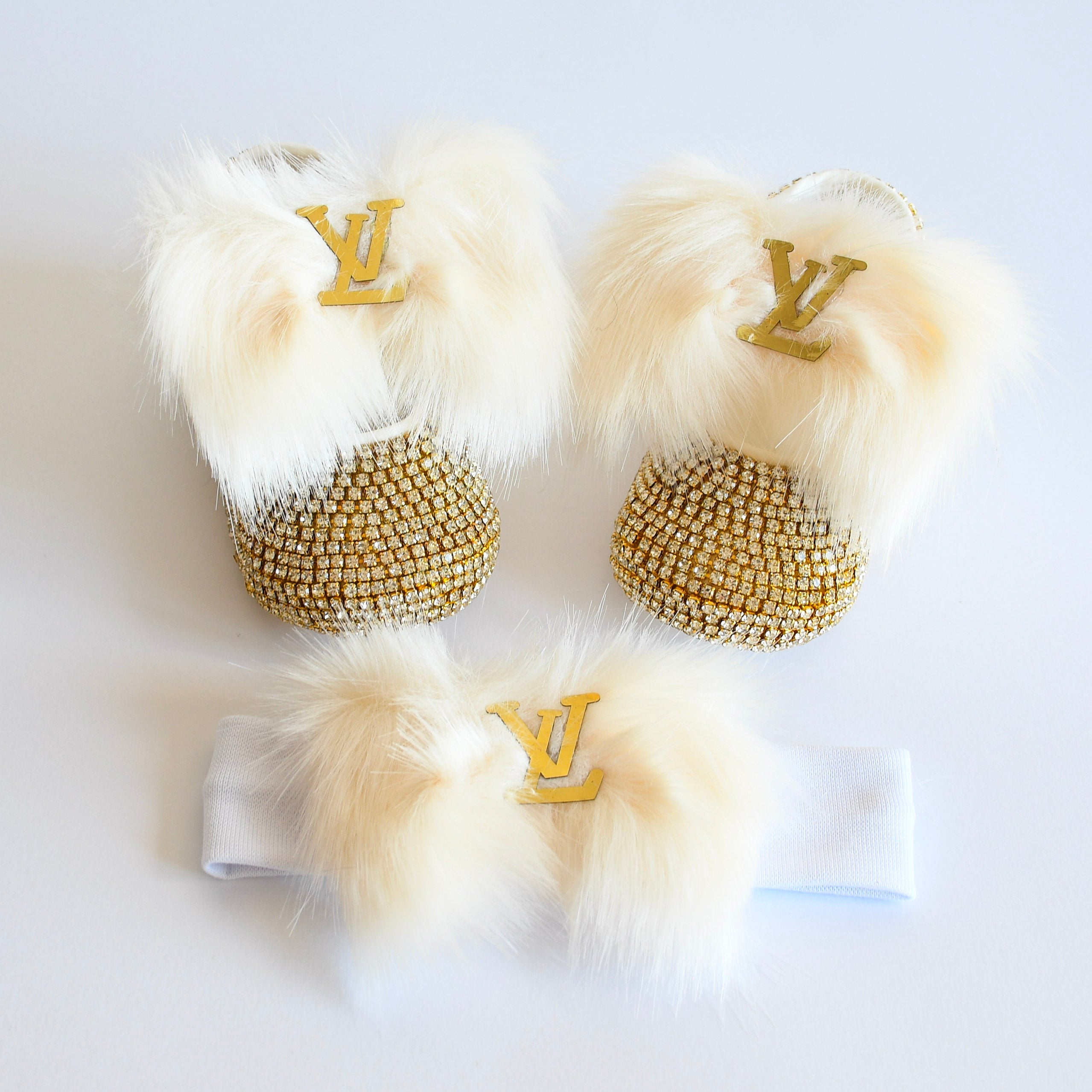 Glam Crystal Baby Shoes – Tianoor