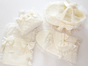Welcome Home Baby Basket and Bag Set - Tianoor