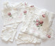 10 Piece Embroidered Newborn Girl Set - Tianoor