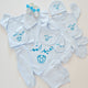 Personalised Baby Feet Embroidery Set - Tianoor