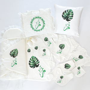Coming Home Personalised 12 Piece Newborn Set - Tianoor