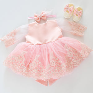 Baby Dress Set - Tianoor