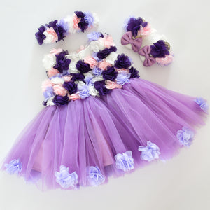 Baby Birthday Dress - Tianoor
