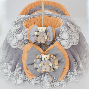Baby Shower Basket Gift Set