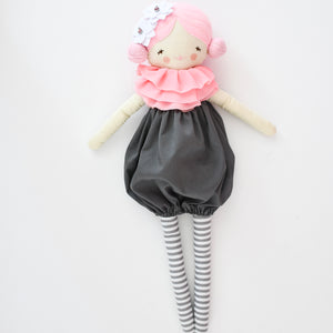Candy Doll - Handmade Cloth Doll - Tianoor