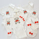 10 Piece Newborn Baby Bear Cotton Set - Tianoor