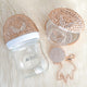 Angel Feeding Bottle and Pacifier Baby Gift Set - Tianoor