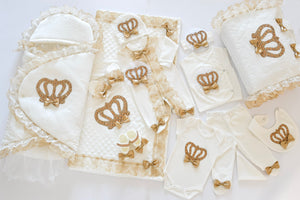 Welcome Home Royal Baby Set - Tianoor