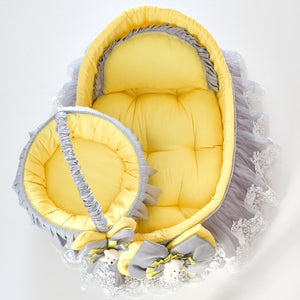 Baby Shower Basket Gift Set - Tianoor