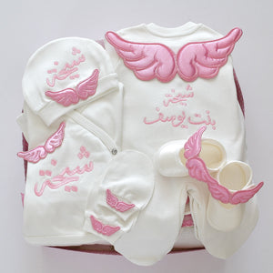 Baby Coming Home Angel Set - Tianoor