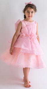 BIG BOW DRESS - Tianoor