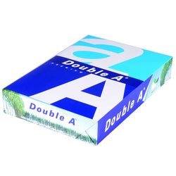 Double A 80 gm. Copy Paper Pack (500 Pages)