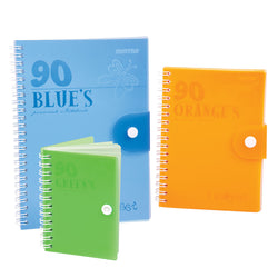 Mintra 90 Colored Paper Notebook