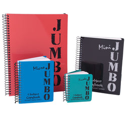 Mintra Jumbo 200 Pages Spiral Notebook