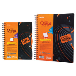 Mintra Orange A5 100 Pages Notebook