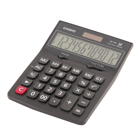 Casio DZ12S Desktop Calculator