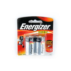 Energizer 2 C Batteries