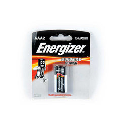 Energizer 2 AAA Batteries