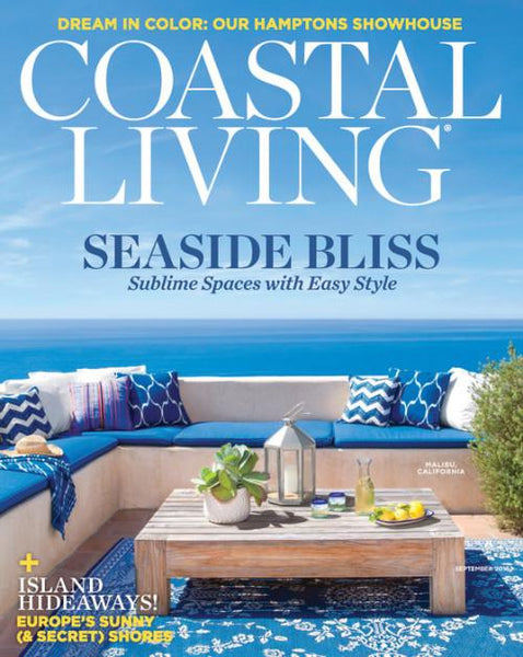 COASTAL LIVING 12  issues