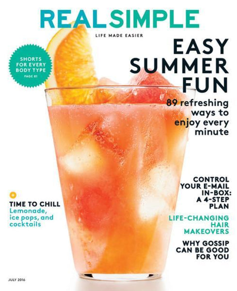REAL SIMPLE 24  issues