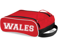Wales Boot Bag Red - Tshirt-printing4u.com