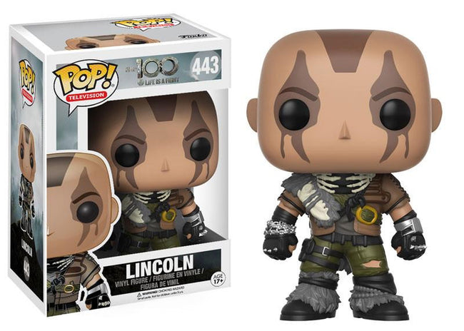 Funko POP! Vinyl Television - The 100 - Figure Lincoln