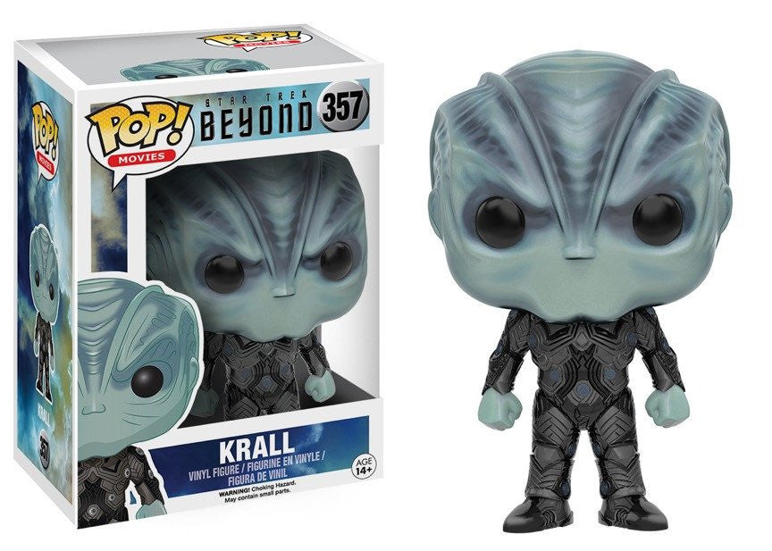 Funko POP! Television - Star Trek Beyond - Vinyl Figure Krall (357)