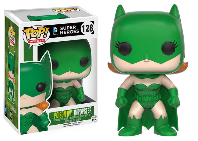 Funko POP! Heroes - DC Super Heroes - Vinyl Figure Poison Ivy Impopster (128)
