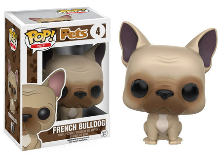 Funko POP! Vinyl Pets Figure French Bulldog 9 cm
