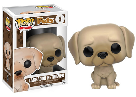 Funko POP! Vinyl - Pets - Figure Labrador Retriever (9 cm)