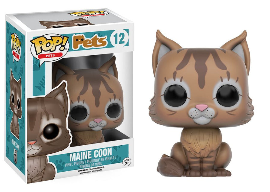 Funko POP! Vinyl Pets - Figure Maine Coon