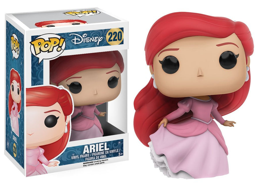Funko POP! Vinyl Disney - The Little Mermaid - Figure Ariel Dancing (Gown) (220)