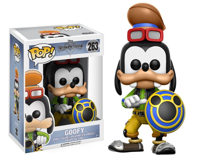 Funko POP! Disney - Kingdom Hearts - Vinyl Figure Goofy (263)
