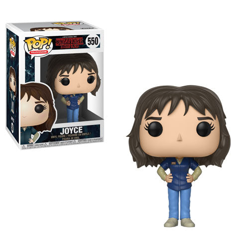 Funko POP! Television - Stranger Things (Season 2) - Vinyl Figure Joyce (550)