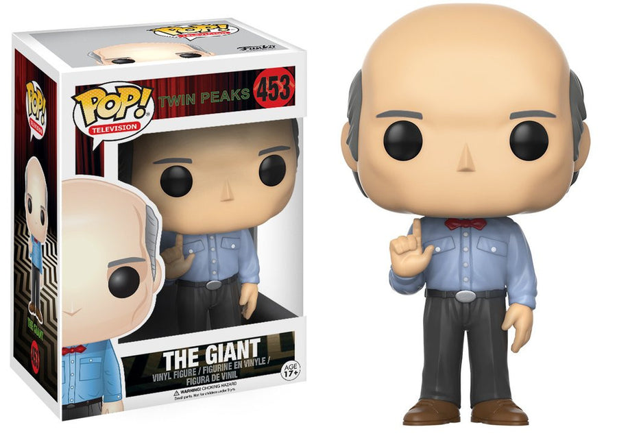 Funko POP! Television Vinyl - Twin Peaks - Figure The Giant