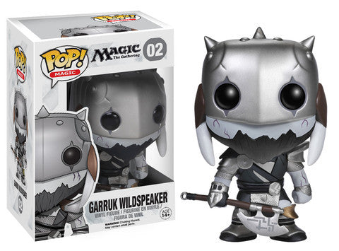 Funko POP! Vinyl Magic - The Gathering - Figure Garruk Wildspeaker