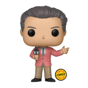 Funko POP! WWE Wrestling - Vinyl Figure Mr. McMahon (53) CHASE