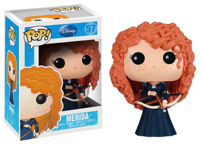 Funko POP! Vinyl Disney - Disney Series 5 - Figure Merida (57)