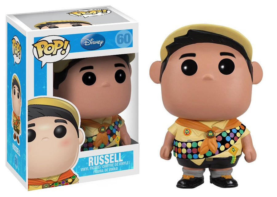 Funko POP! Vinyl Disney Series 5 - Up - Figure Russell